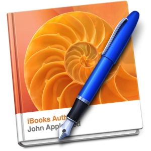 Icono de iBooks Author