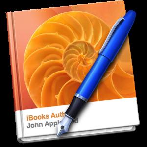 Icono de iBooks Author