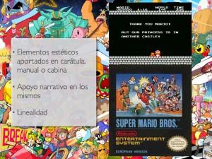 """Sorry, Mario"""
