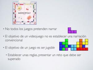 Tetris el juego narrativo
