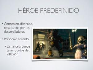 Héroe predefinido