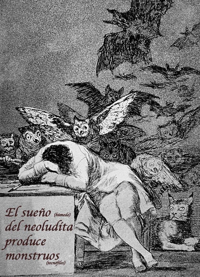 El sueño (húmedo) de la razón