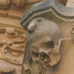La rana de la Universidad de Salamanca