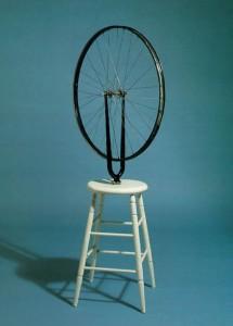 Una de las creaciones de Duchamp